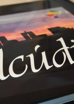Libro municipio de Alcúdia, Mallorca – Ayuntamiento de Alcúdia