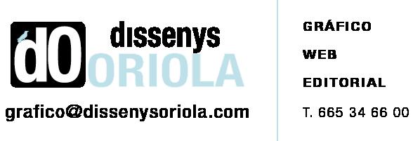 Dissenys Oriola