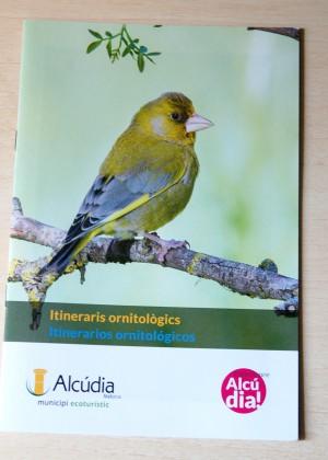 Itinerarios ornitológicos en Alcúdia – Mallorca – Ayuntamiento de Alcúdia