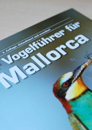 Der Vogelführer für Mallorca – 3.Auflage