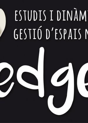 Logotipo Edgen – Estudis i dinàmiques de gestió d'espais naturals