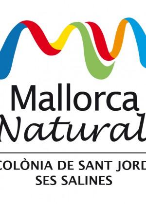 Logotipo Mallorca Natural – Colònia Sant Jordi, Ses Salines
